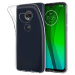 Flexi Thin Crystal Gel Case for Motorola Moto G7 / G7 Plus - Clear